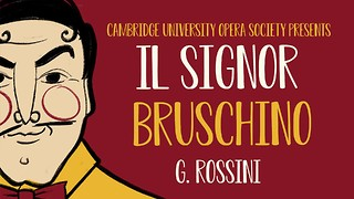A bluffer's guide to Rossini's Il signor Bruschino