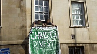 Christ's College Council rejects divestment
