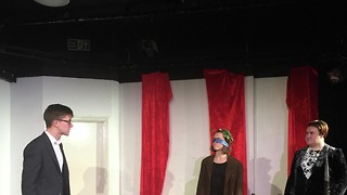 The Bacchae  review