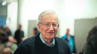 Noam Chomsky joins calls for 'urgent' divestment from fossil fuel sector