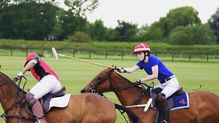 New to a Blue: Hitting it off with the Cambridge University Polo Club
