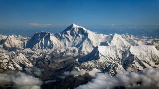 Climbing Everest without oxygen