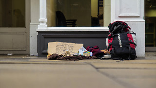 Cambridge rough sleeping figures show no improvement since last year