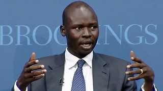 Cambridge PhD student Peter Biar Ajak 'detained in hellhole' and potentially faces death penalty
