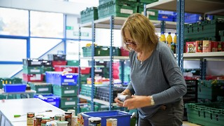 Foodbanks are one of the best ways to mitigate poverty in Cambridge