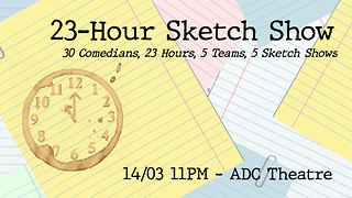 23-Hour Sketch Show preview
