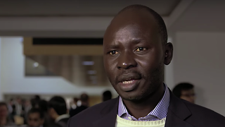 PhD student Peter Biar Ajak charged with sabotage and insurgency