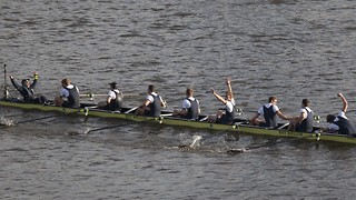 The Boat Race is a national institution – of course it should be televised