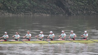 Cambridge win 74th Women's Boat Race