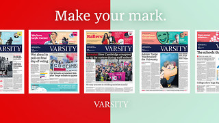 Contribute to Varsity in Easter term