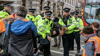 Extinction Rebellion's arrest-based action excludes the very groups most affected by climate change