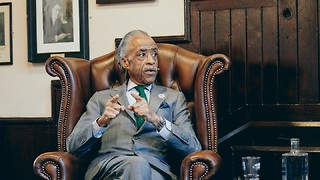 Reverend Al Sharpton: the Cambridge slavery enquiry 'is not enough but it is a step in the right direction'