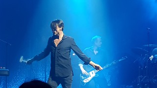 Suede at the Corn Exchange: