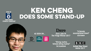 Ken Cheng Does Some Stand-up: What We Learned