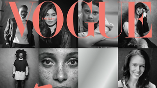 The changing face of Vogue's September Issue