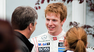 From Cambridge to racecar extraordinaire - in conversation with Oliver Turvey