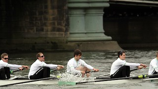 'It was the best I've ever felt ', said ex-Olympian George Nash on winning the Boat Race