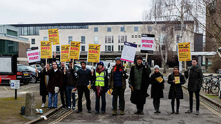 University staff are set to strike next week. What does that mean?