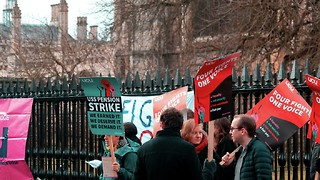 Our education, on the (picket) line