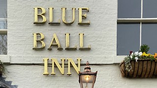 Vulture Restaurant Reviews: Blue Ball Inn
