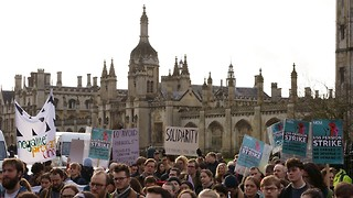 UCU Cambridge say 'We don't want to get to the 14th day of strikes'