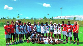 Catching up with Kenya's pioneering women's lacrosse team