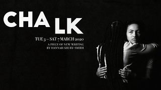 ★★★½  - Chalk is a poignant conversation about mixed-race identity, despite a few loose ends