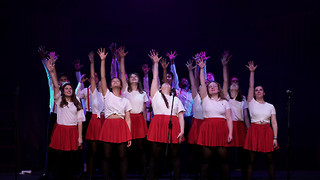 ★★★★★  - You could really see stars being born in this year's Show Choir