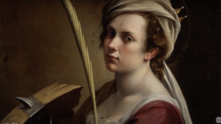 Artemisia Gentileschi was a feminist ahead of her time