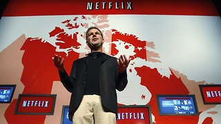 Netflix's discrete, highly-personalised, cultural revolution