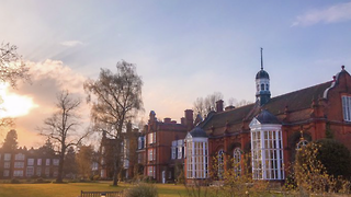 Newnham's architecture makes it a different kind of college