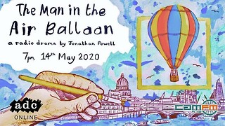 The Man in the Air Balloon – An Artful Indictment of Box Ticking