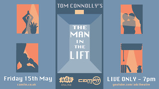 The Man in the Lift: On for One Night Only!