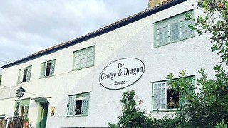 An ode to the George and Dragon