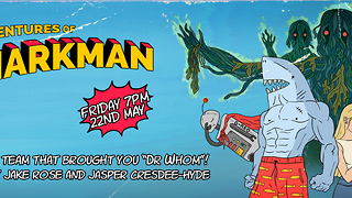 Telling Time and Tales of Superheroes in 'The Adventures of Sharkman'