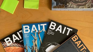 BAIT Issue Nine: 'Creativity can be a vehicle for change'