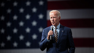 Biden isn't coming to save the USA – he's merely the human half of its ugly capitalist centaur