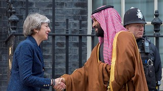 The British government's continued arms sales to Saudi Arabia underline its moral bankruptcy