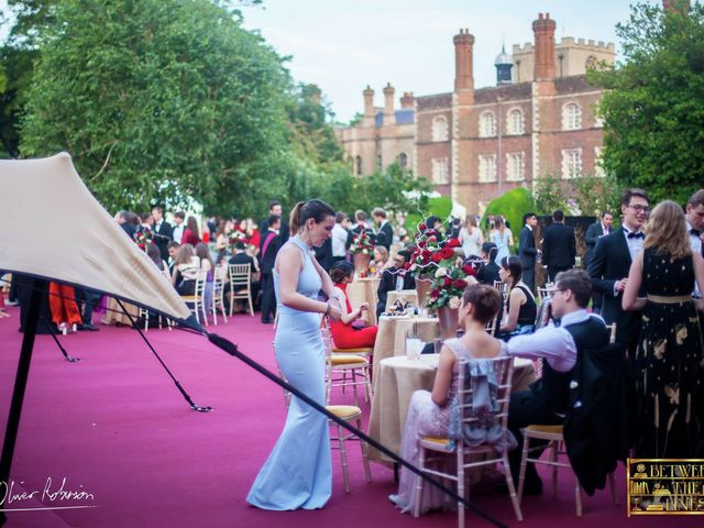 May Ball Review: Jesus