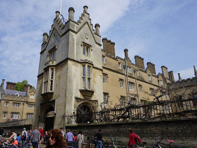 Sidney Sussex responds to Christian fundamentalist event criticism