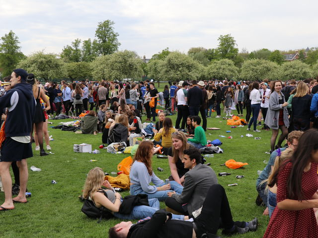 Drinking societies still have a place in university life
