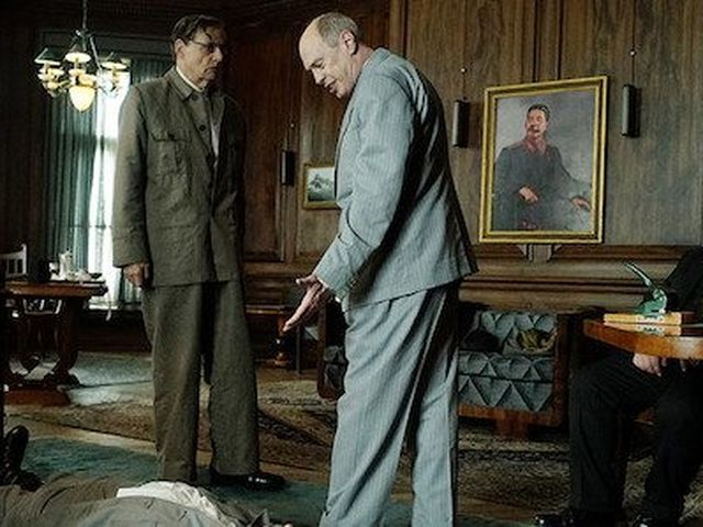 Review: Praising The Death of Stalin