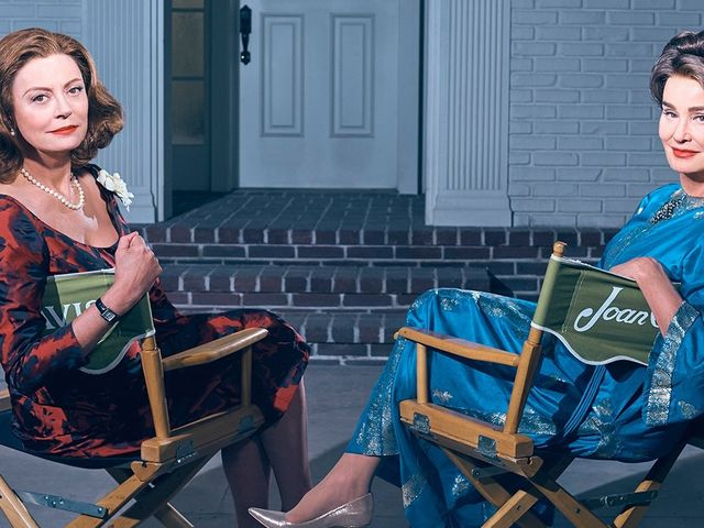 Feud: Bette and Joan review: 'the shade abounds'