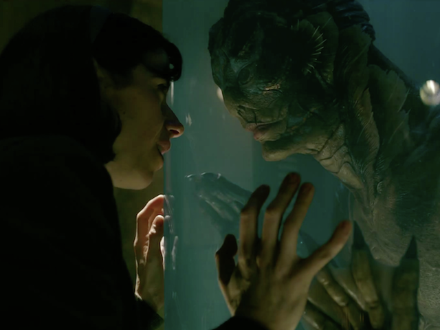The Shape of Water review: 'putting sublimity to celluloid'