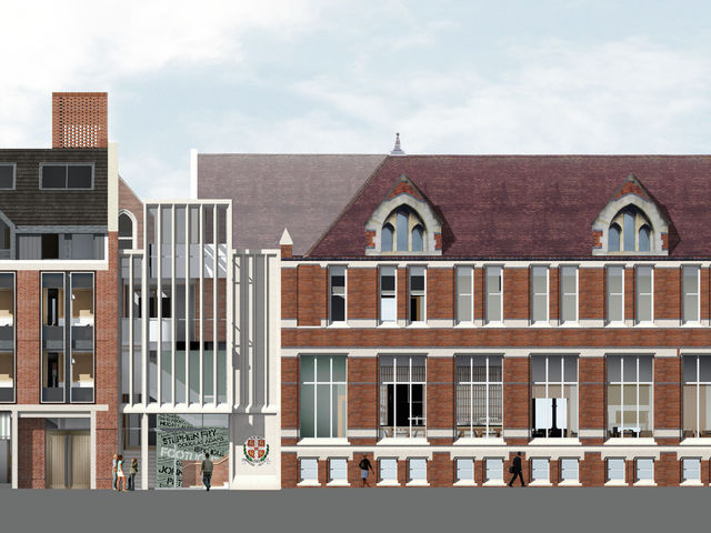 Plans approved for major revamp of Cambridge Union site