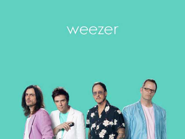 The Teal Album: Weezer's joyless attempt at novelty