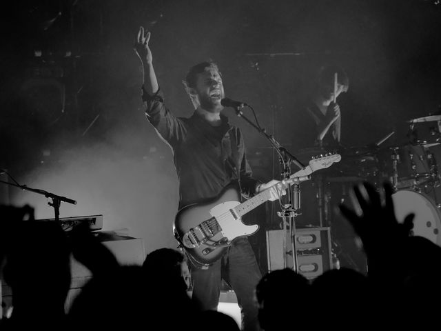 White Lies at the Junction photos
