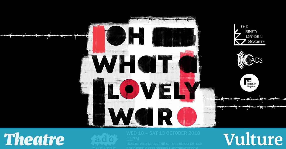 reviews of oh what a lovely war