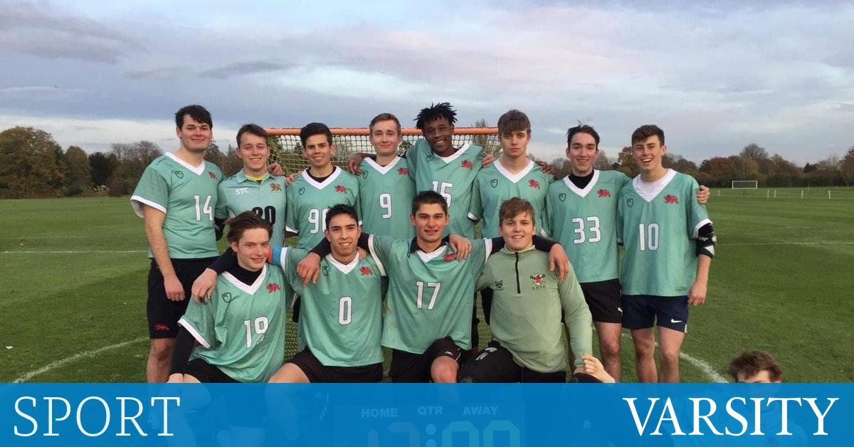 Cambridge beat Warwick 12-0 in lacrosse match - Varsity Online